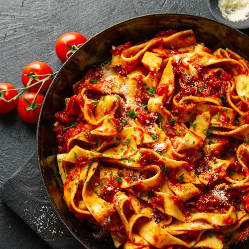 lasagne au brocciu plat fait maison par traiteur sur peypin
