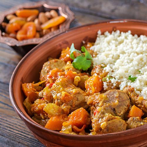 couscous fait maison ingredient bio et local traiteur peypin