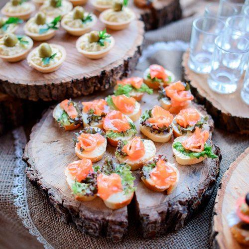 bouchée cocktail bio et local mariage événement professionnel traiteur peypin